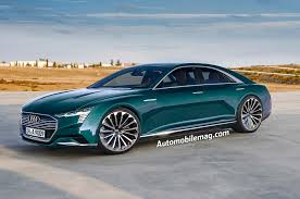future audi a9 evs the next generation from audi bmw and mercedes benz