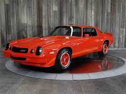 1979 to 1981 chevrolet camaro z28 for sale on classiccars com 25