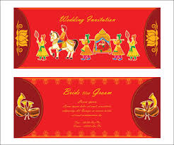 wedding invitations free online indian wedding invitation card design template free style