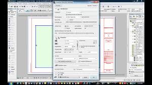 How To Make A Floor Plan On The Computer by Archicad How Do I Print Just 1 Sheet Or The Floor Plan Youtube