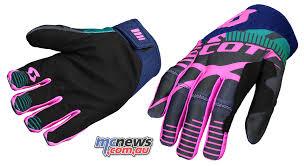 scott motocross gear ficeda introduce scott 2018 450 gloves mcnews com au