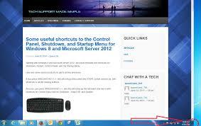 Windows 7 Top Bar How To U201cshow Desktop U201d On Windows 7 And 8 Shake The Title Bar