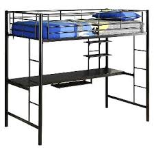 Loft Bed Without Desk Bunk Beds Target