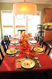 rustic dinner table settings thanksgiving dinner table decorations decorating ideas for