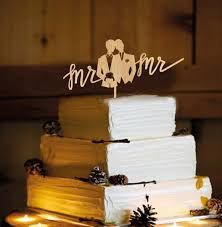 Classic Cake Decorations 10 Awesome Same Wedding Cake Toppers