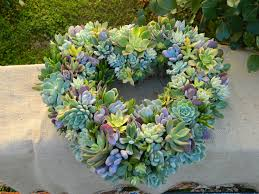 best ideas for a diy succulent wreath for your garden step by step