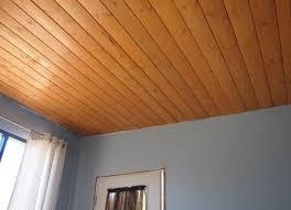 wood paneling ceiling diy diy do it your self