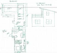 adu house plans john and kathleen u0027s santa cruz adu in its early stages u2013 new avenue