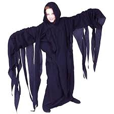Soul Taker Halloween Costume Face Robe Costumelook