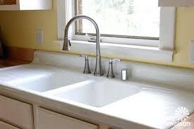 kitchen sinks with backsplash kitchen sink with backsplash lesmurs info