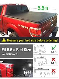 Folding Truck Bed Covers Premium Tri Fold Truck Bed Tonneau Cover 2009 2014