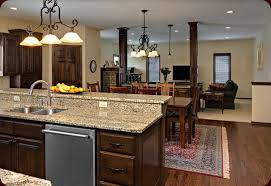 Remodeling Living Room Ideas Kitchen Living Room Structural Dimensions Inc Design Build