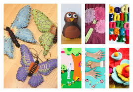 top 10 beautiful felt crafts ideas for of all ages