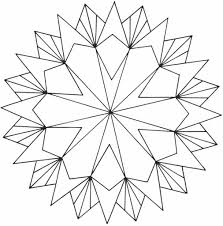 the amazing geometric shape coloring pages intended to invigorate