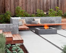 Contemporary Firepit 7 Exles Of Contemporary Firepits To Inspire You Das Für Immer