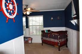 Sailboat Decor For Nursery Baby Nursery Decor Our Theme Nautical Baby Boy Nursery For Lovely