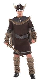 party city disfraces de halloween christy u0027s adults viking warrior costume m l amazon co uk toys