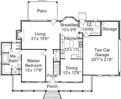 country cottage floor plans cottage country farmhouse design cottages floor plans ideas with