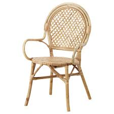 furniture french bistro chairs new ã lmsta chair rattan ikea