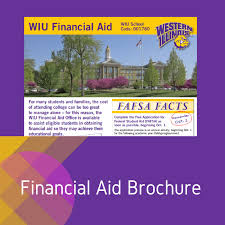 getting started financial aid western illinois university