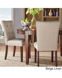 Upholstered Dining Chair Set Here S A Great Price On Hutton Upholstered Dining Chairs Set Of 2