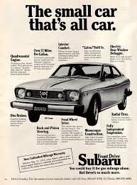 vintage jeep ad 1975 subaru gl coupe vintage magazine ad the family deal blog