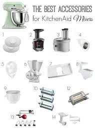 Kitchen Aid Mixers by If You Have A Kitchenaid Stand Mixer You U0027ll Love This List Of The