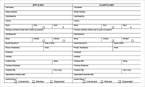 Personal Financial Statement Excel Template Sle Personal Financial Statement Form 7 Free