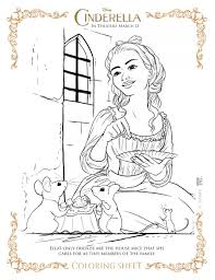9 cinderella movie coloring sheets cinderella the best of life