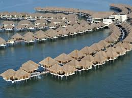 Tiki Hut On Water Vacation World U0027s 28 Cheapest Overwater Bungalow And Water Villa Resorts In 2018