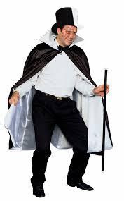 Halloween Costume Cape Black White Costume Cape Costume Craze