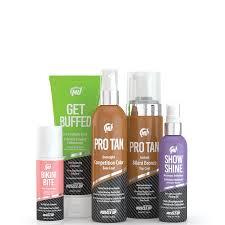 Mr International Tanning Lotion Pro Tan Instant Quick Bronze Top Coat Posing Sheen Pro Tan