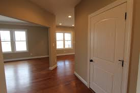 walk out basements door to the huge and unfinished walkout basement boutrosinc