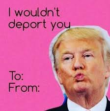 Valentines Day Funny Memes - valentine s day card memes of donald trump are hilarious observer