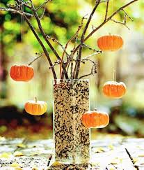 Small Pumpkins Decorating Ideas How To Decorate With Mini Pumpkins Midwest Living