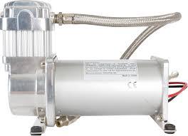 viair 350c silver air compressor hornblasters