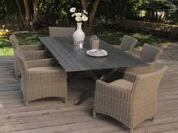 Outdoor Wicker Dining Chair Beautifying Your Bamboo Dining Chairs New Home Design