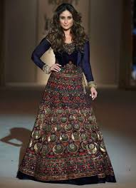 image result for indo western dresses by neeta lulla tradition