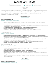 data entry resume data entry resume sle resumelift