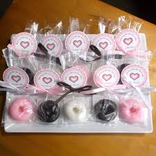 50th wedding anniversary party favors donut wedding favors donut party favors donut favors donut