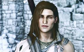 dragon age inqusition black hair the infamous inquisitor
