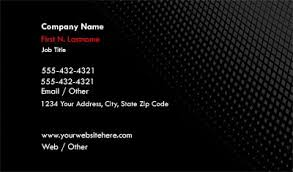business card templates jewelry