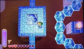 The Legend Of Zelda A Link Between Worlds Map by A Link Between Worlds Ice Ruins Guide Legend Of Zelda A Link