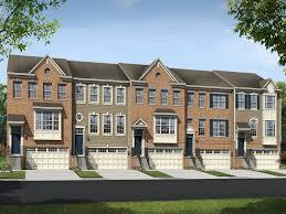 ballard floor plan in holly ridge townhomes calatlantic homes ballard e
