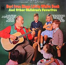 burl ives sings white duck the prudent groove