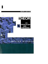 microeconomic theory 8th supply and demand economic model