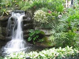 Waterfall Landscaping Ideas Backyard Landscaping Ideas Decor Around The World