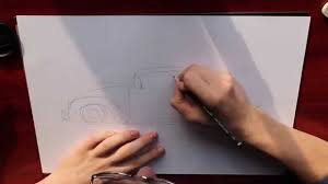 old volkswagen drawing speed drawing car vw beetle youtube