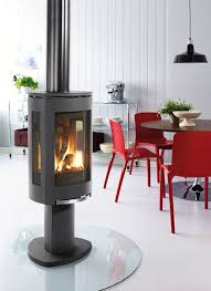 Artificial Logs For Fireplace by Stupefying Contemporary Standing Fireplace Design With Artificial