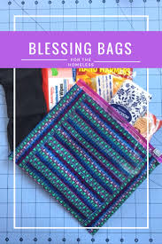 blessing bags for the homeless diy duct tape craft for the